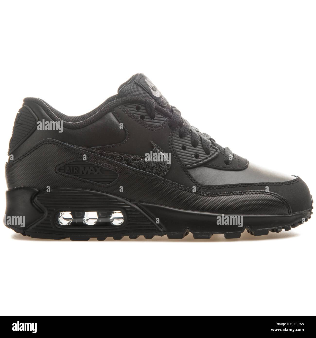 Nike Air Max 90 LTR (GS) Black - 724821-001