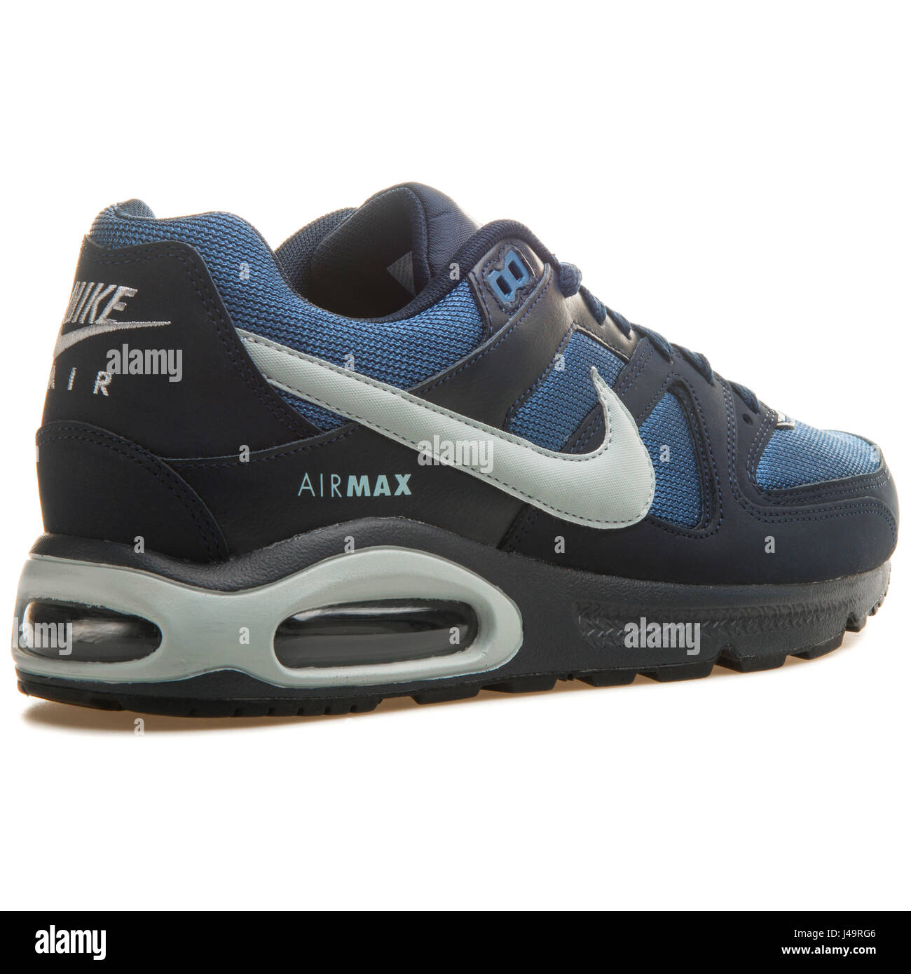 Nike Air Max Command Blue - 629993-400 Stock Photo: 140357622 - Alamy