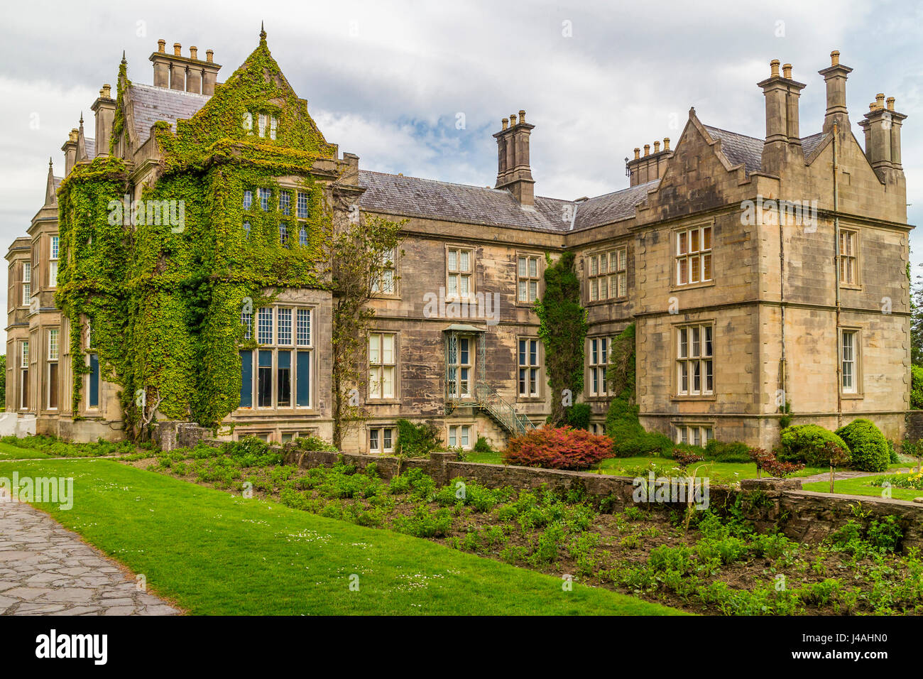 Muckross House In Bourn Vincent Memorial Park Killarney National County Kerry Ireland