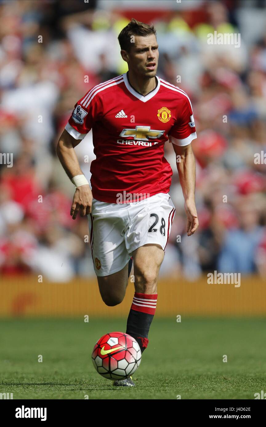 Morgan Schneiderlin Man Utd 2015