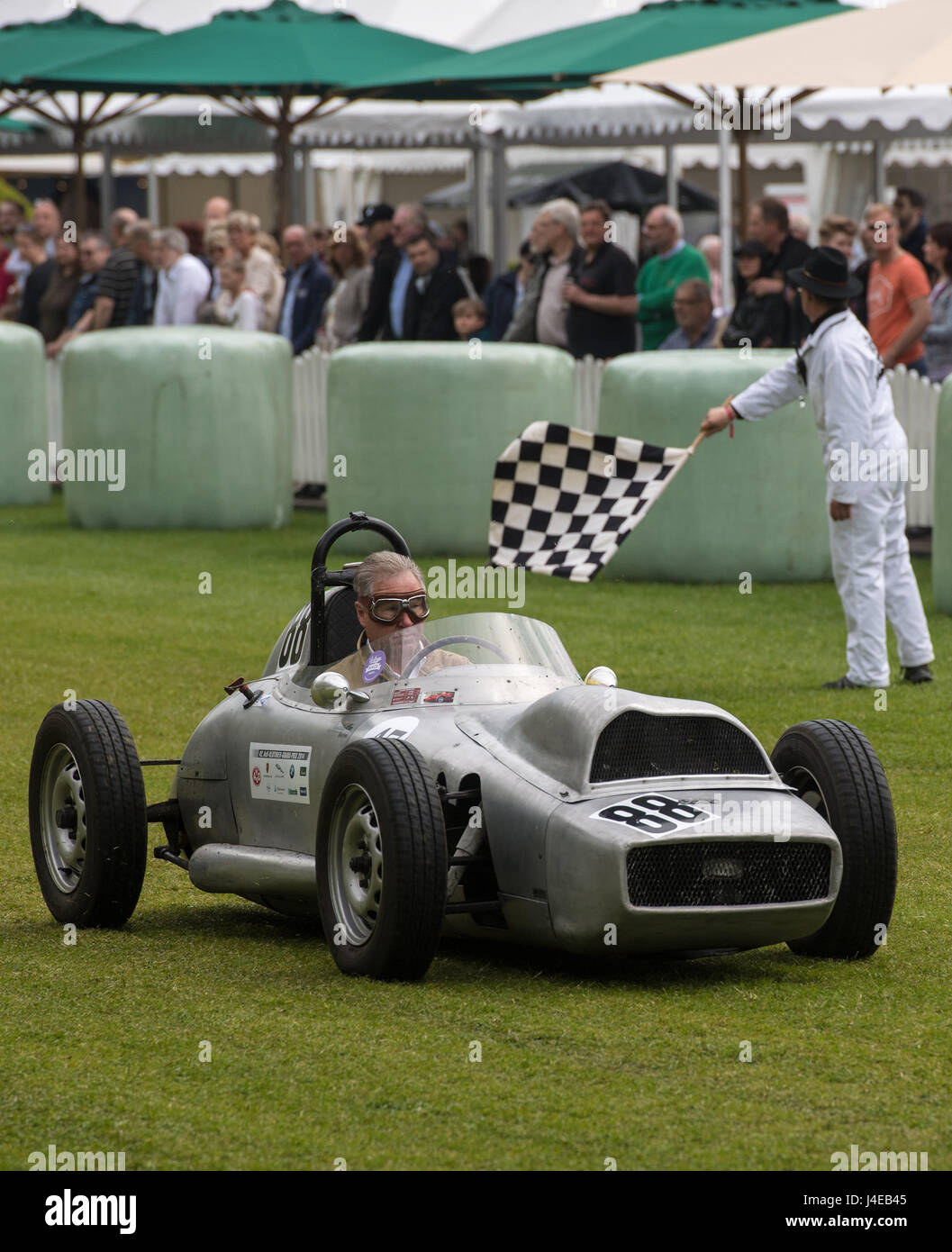 Rastede Germany May A Auto Union Race Car From The
