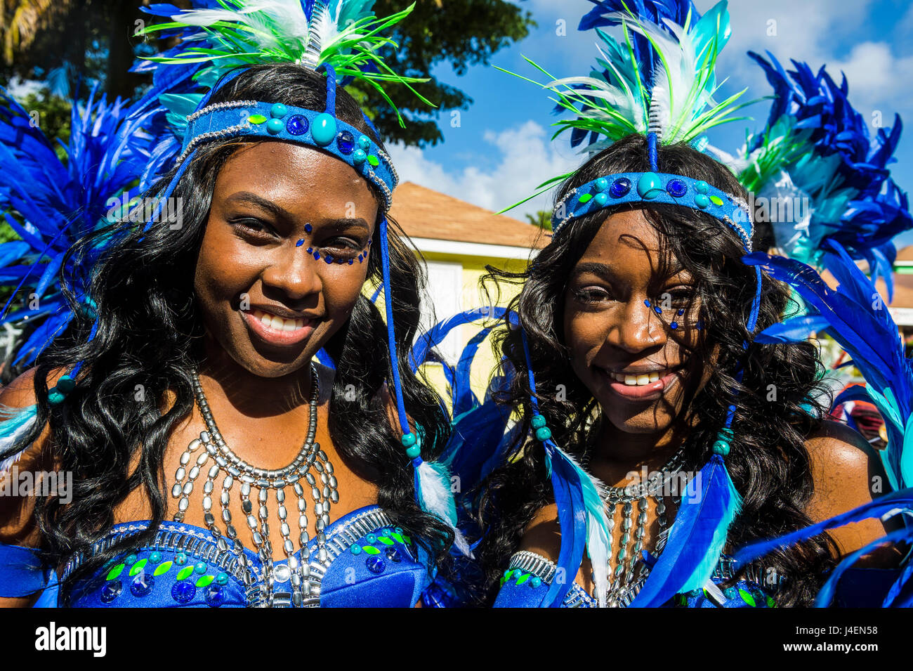 British West Indies People