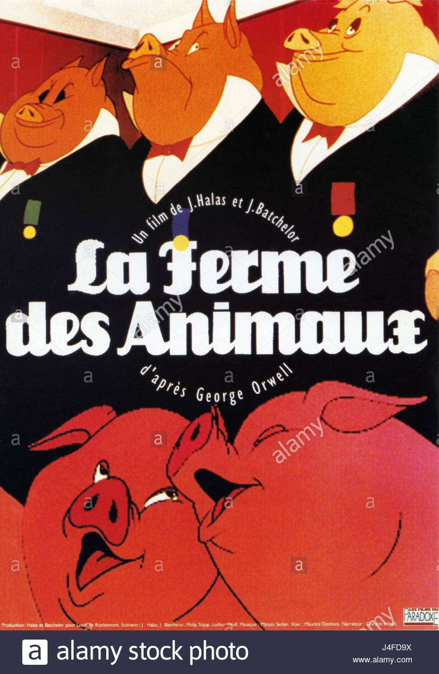 a review of animal farm an animated movie Animal farm directed by: anyone giving a good review to this film must live by the rule that animated films are immune it's animated like a kid's movie.