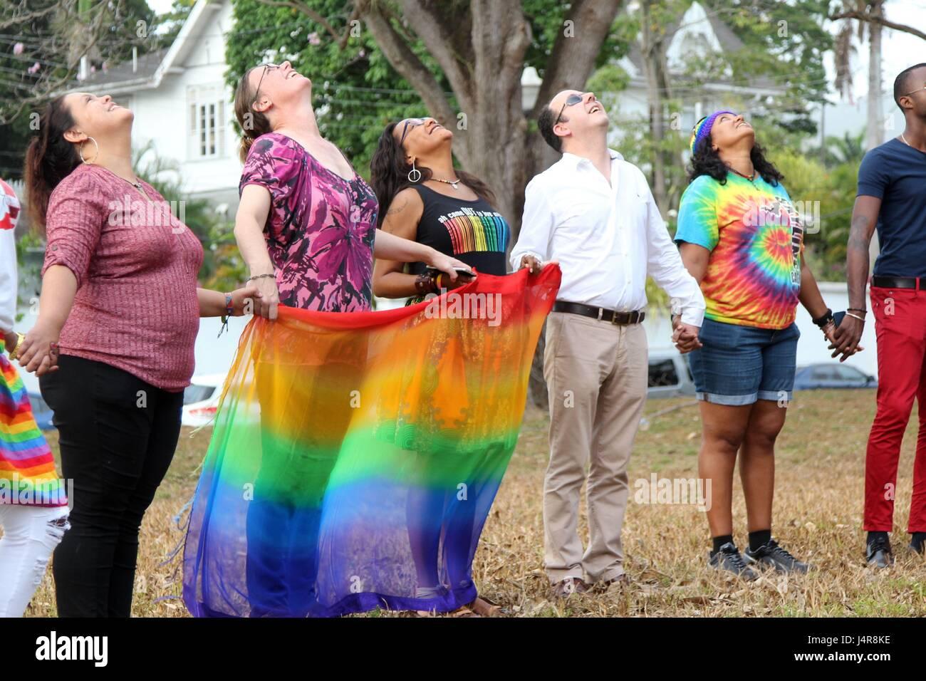 winning trinidad lesbians