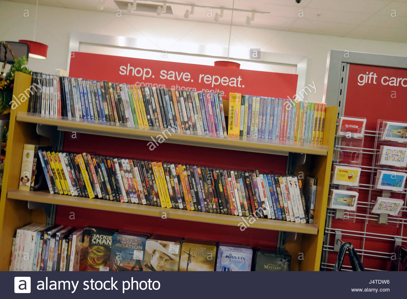 Miami Beach Florida shopping retail business discount chain store ...