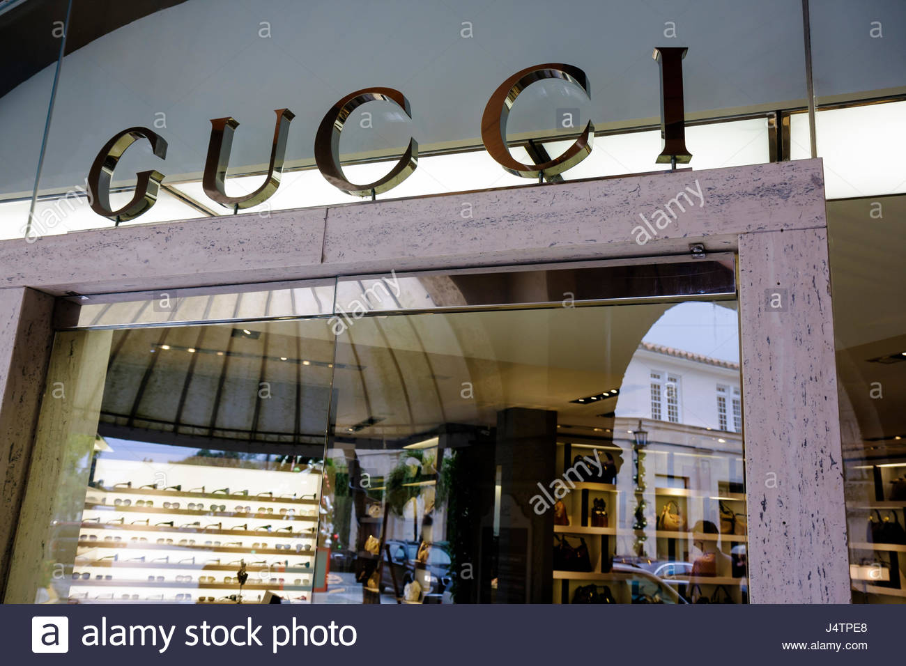 Palm Beach Florida Gucci Stores