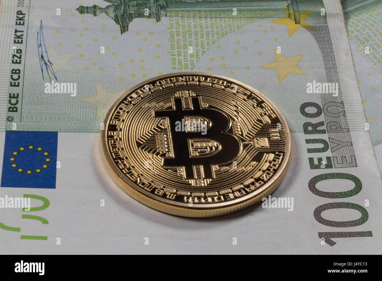 Bitcoins In Euro