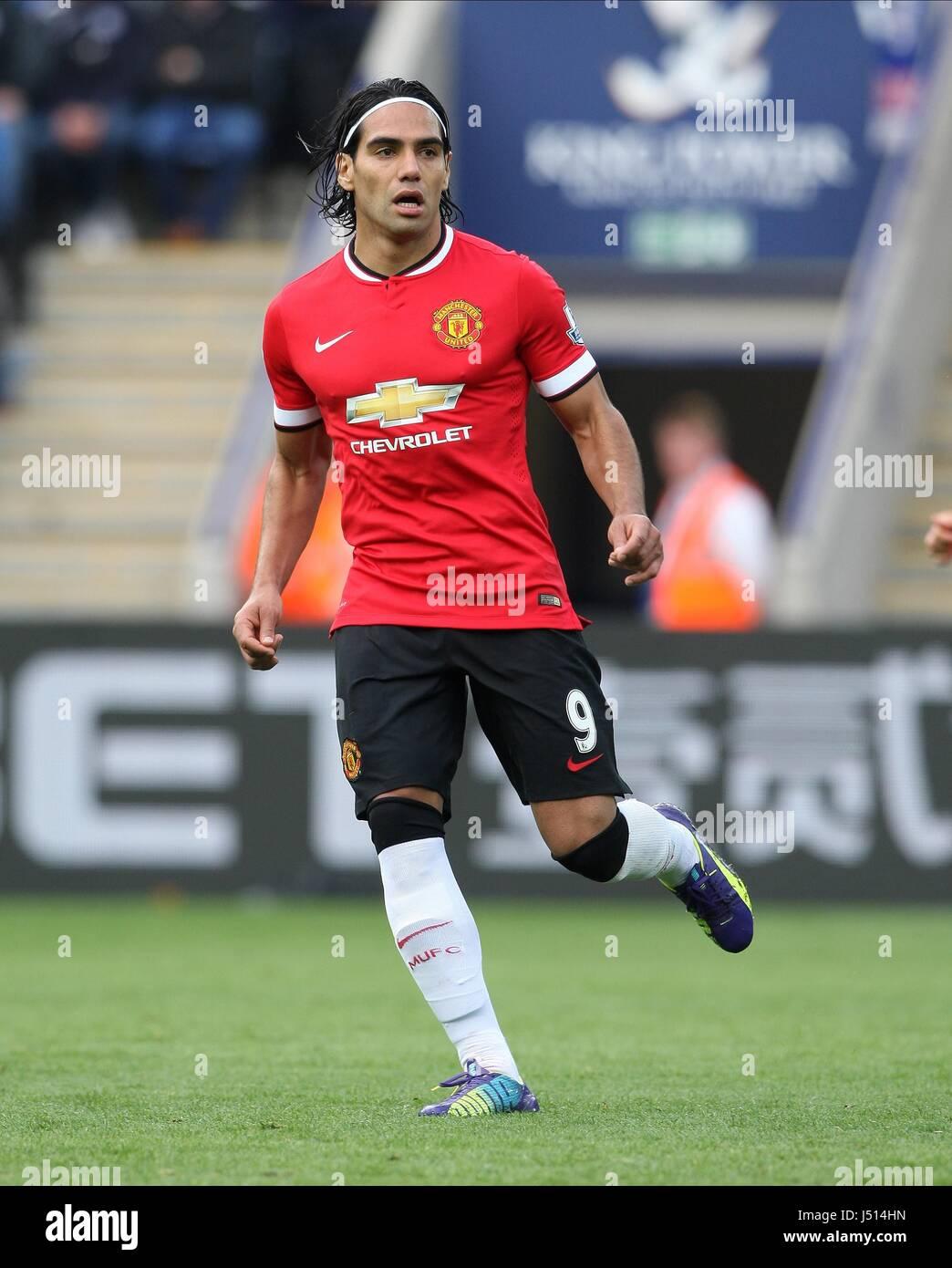 Falcao Man Utd 2014