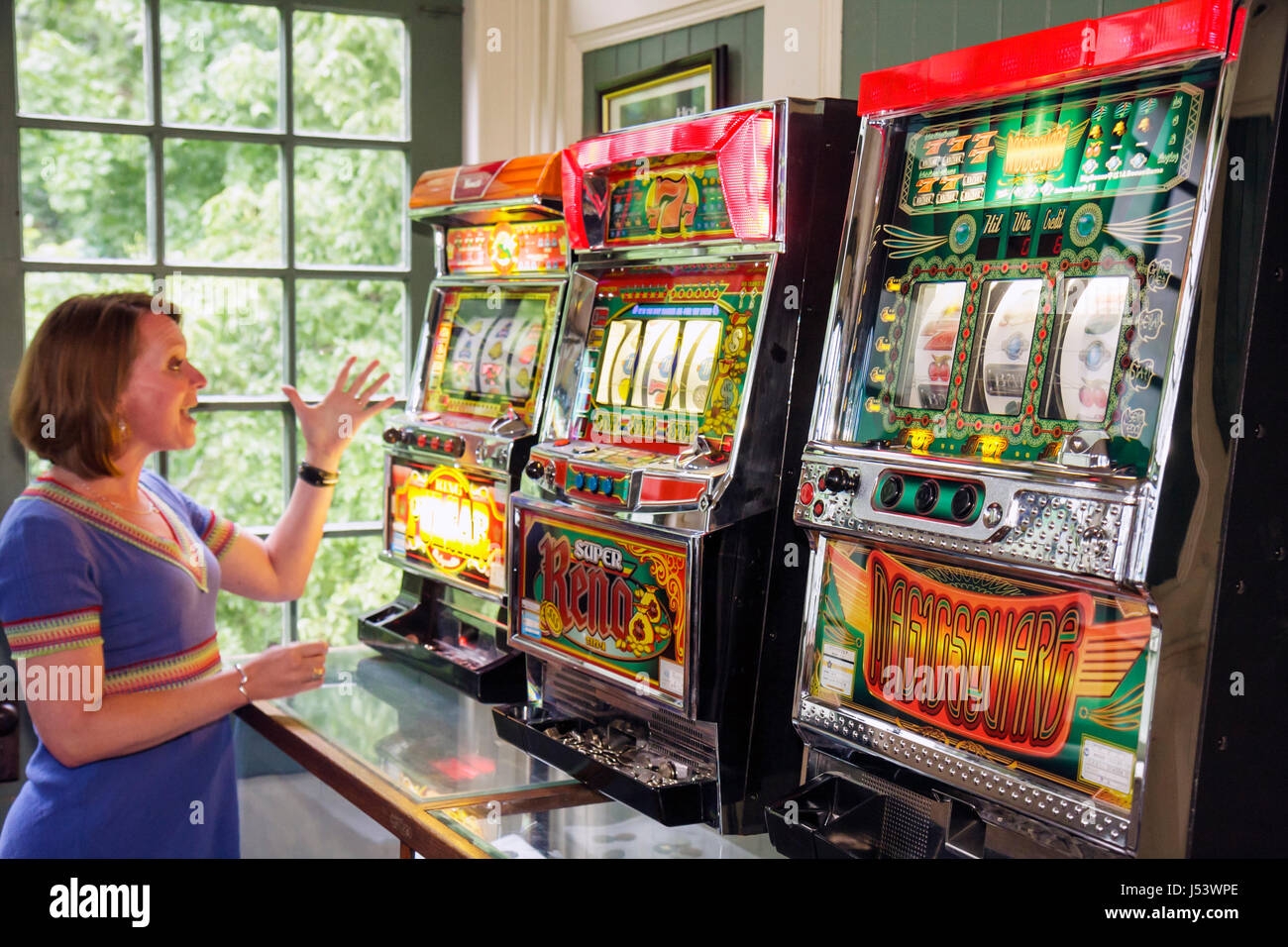 Gambling in eureka springs arkansas