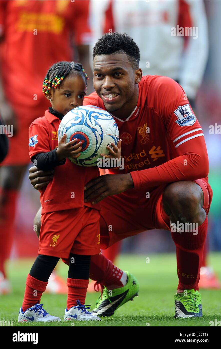 Daniel Sturridge Child Liverpool Fc Stock s & Daniel