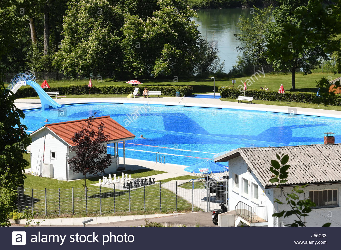 Rothermel stock photos rothermel stock images alamy - An open air swimming pool crossword clue ...