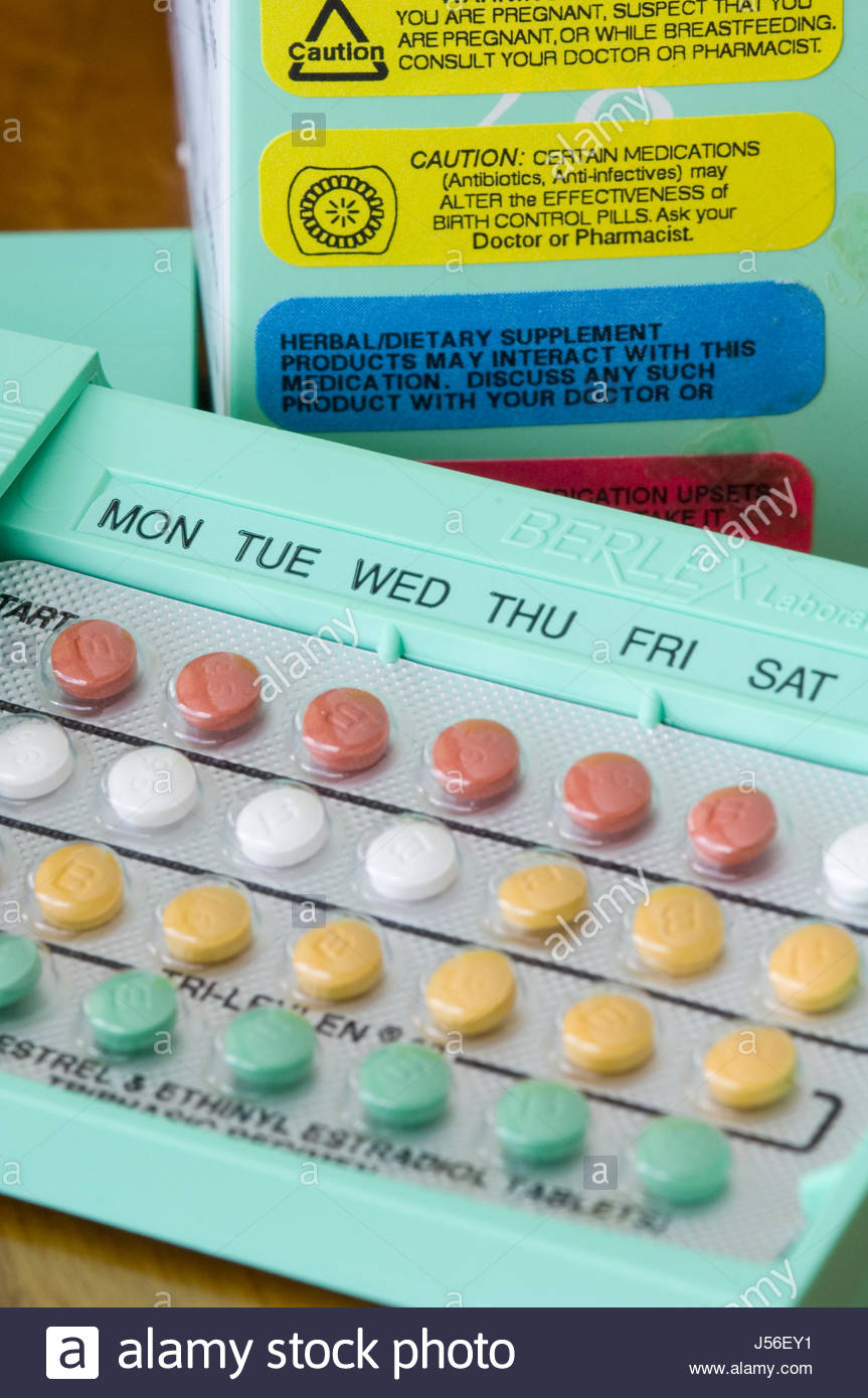 how to start a new pack of birth control pills