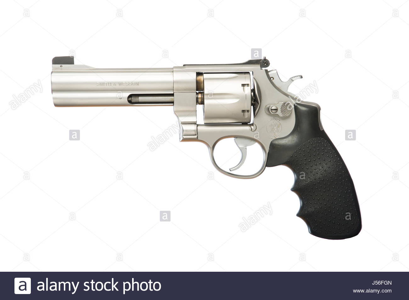 Smith & Wesson Model 625, N frame, 5 inch barrel revolver pistol ...