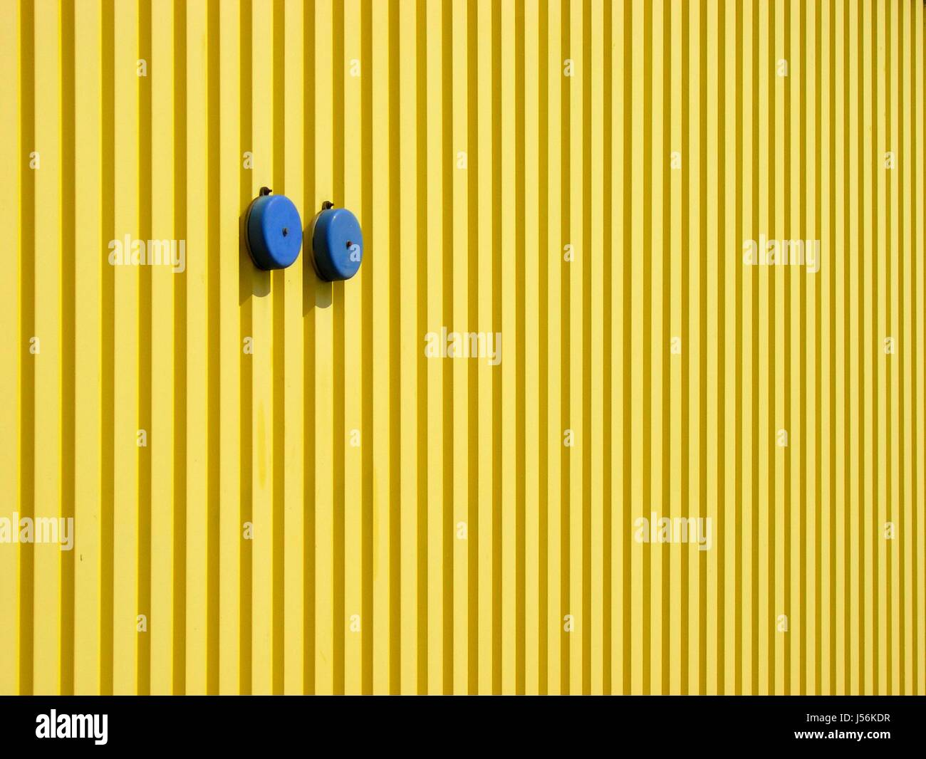 Uncategorized What Colour Contrasts With Blue blue lines facade sheet metal colour contrast yellow wall stock formkontrast goldener