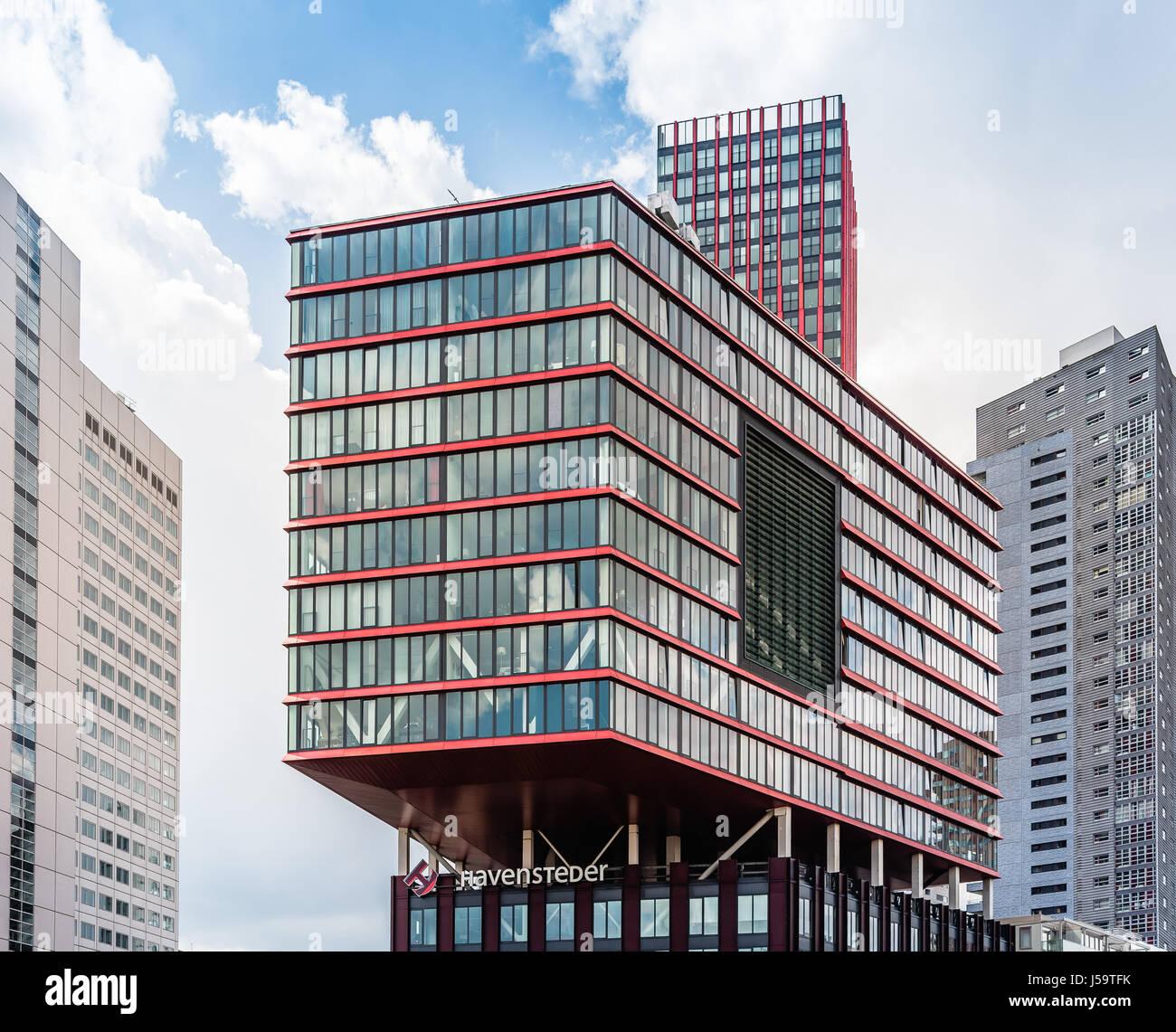 Modern Architecture Netherlands rotterdam netherlands modern architecture stock photos & rotterdam