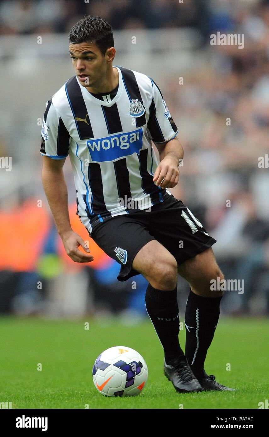 HATEM BEN ARFA NEWCASTLE UNITED FC NEWCASTLE UNITED FC ST JAMES