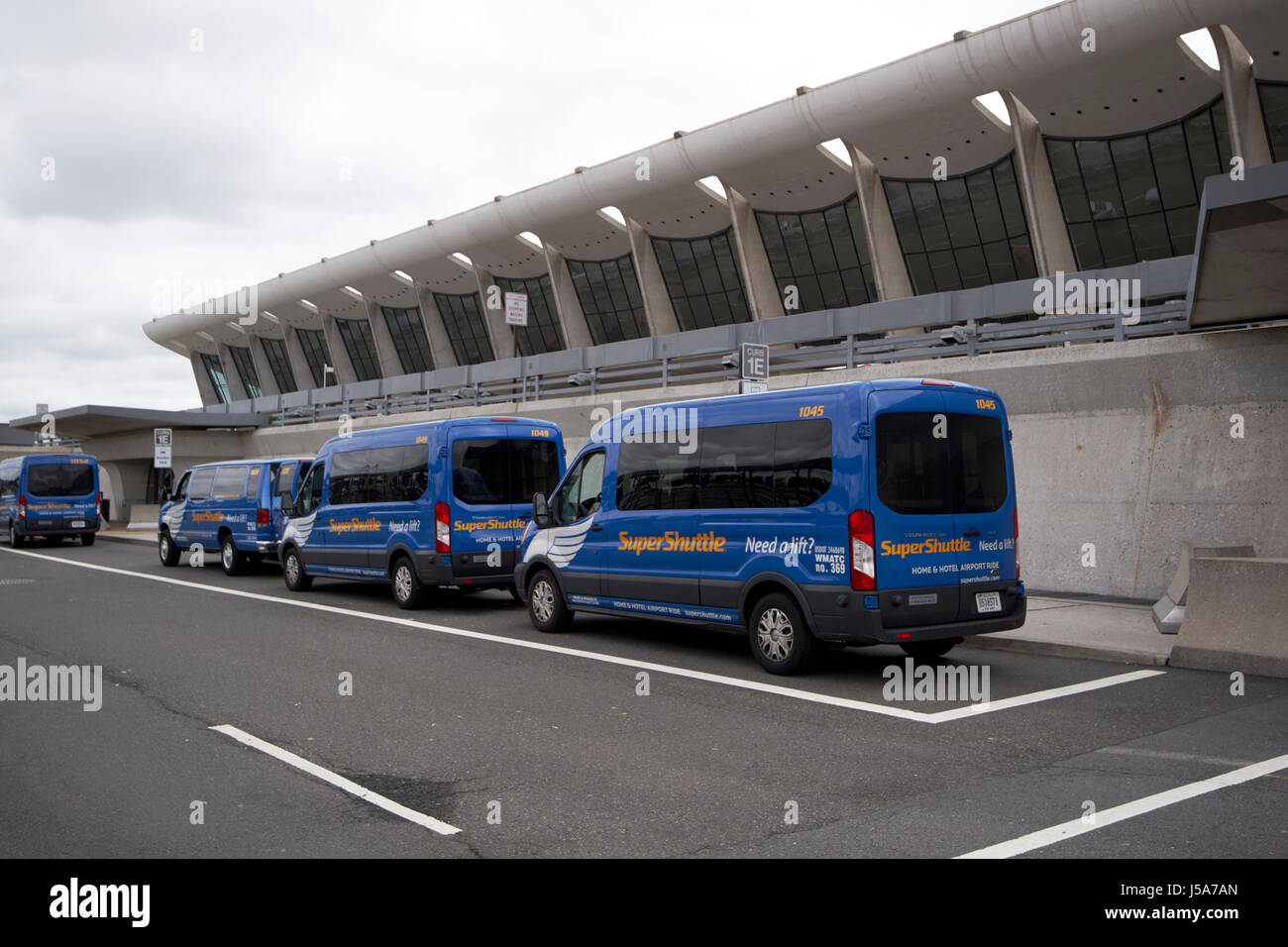 SuperShuttle Airport Transportation
