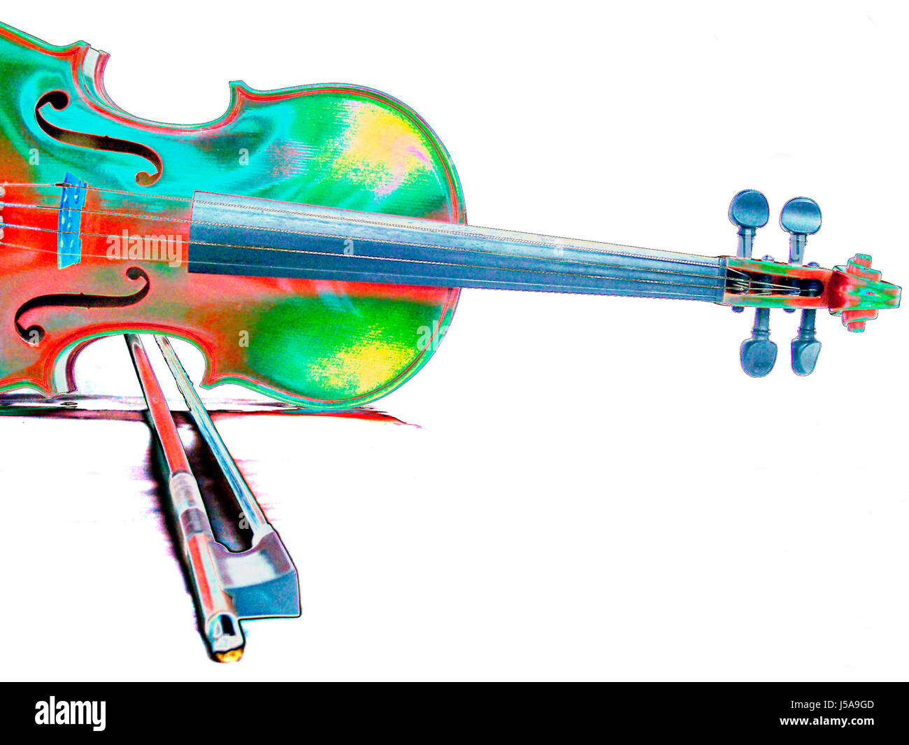 Rainbow Music Stock Images: Musical Notes Rainbow Stock Photos & Musical Notes Rainbow