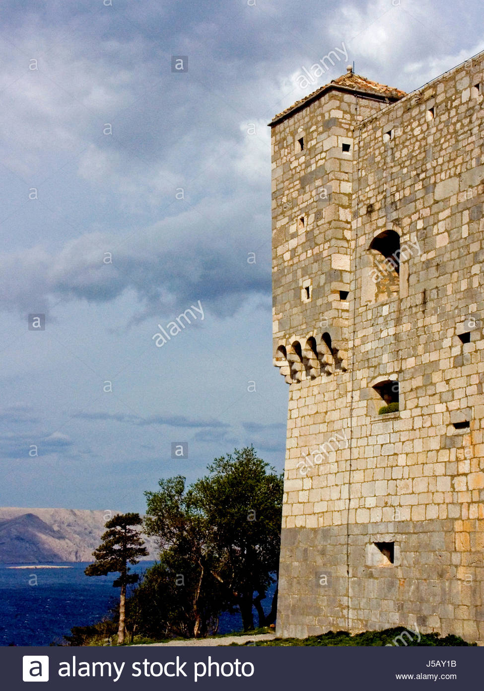 stronghold water mediterranean salt water sea ocean fortress, Garten und erstellen