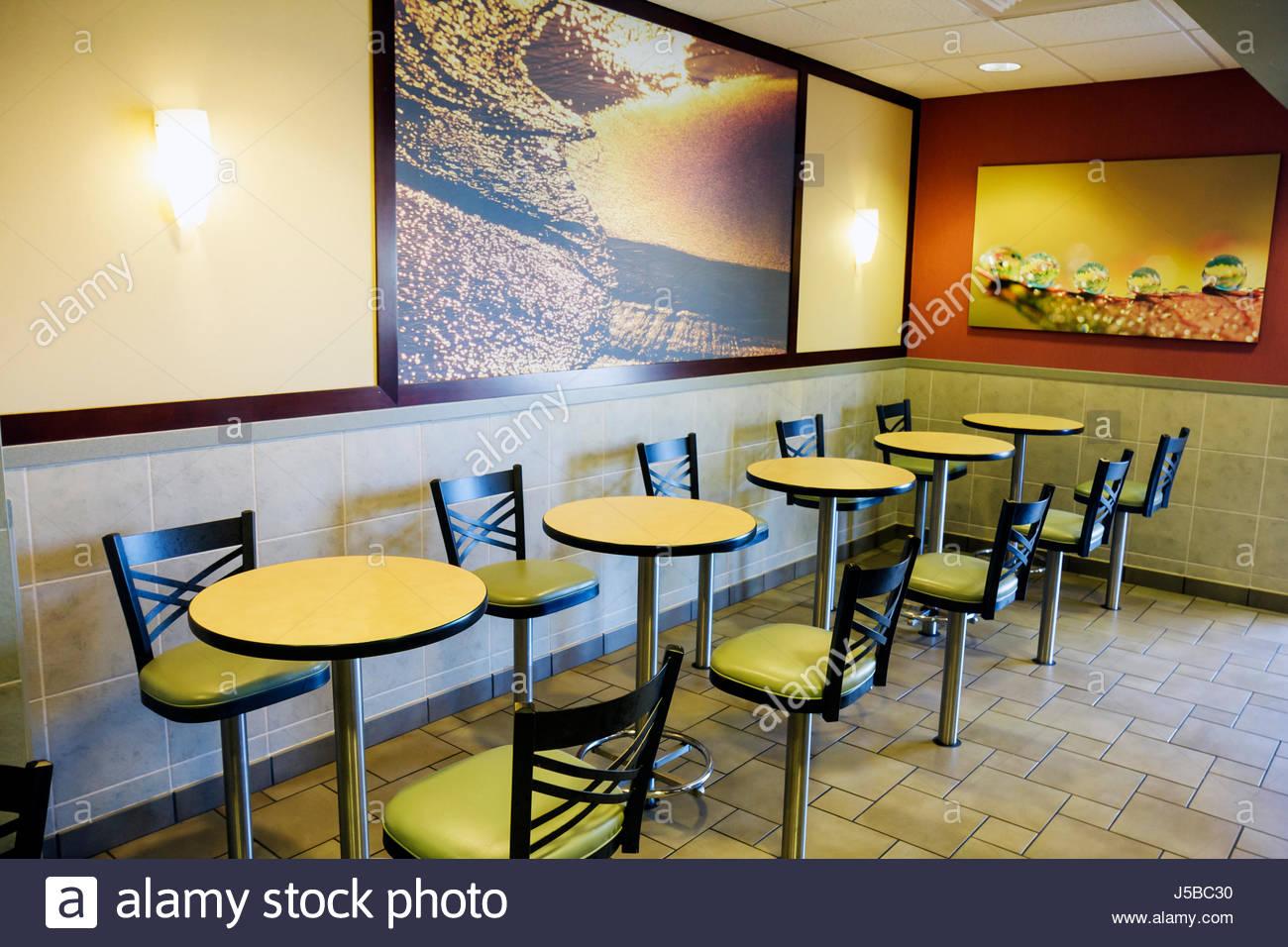 Decoration fast food