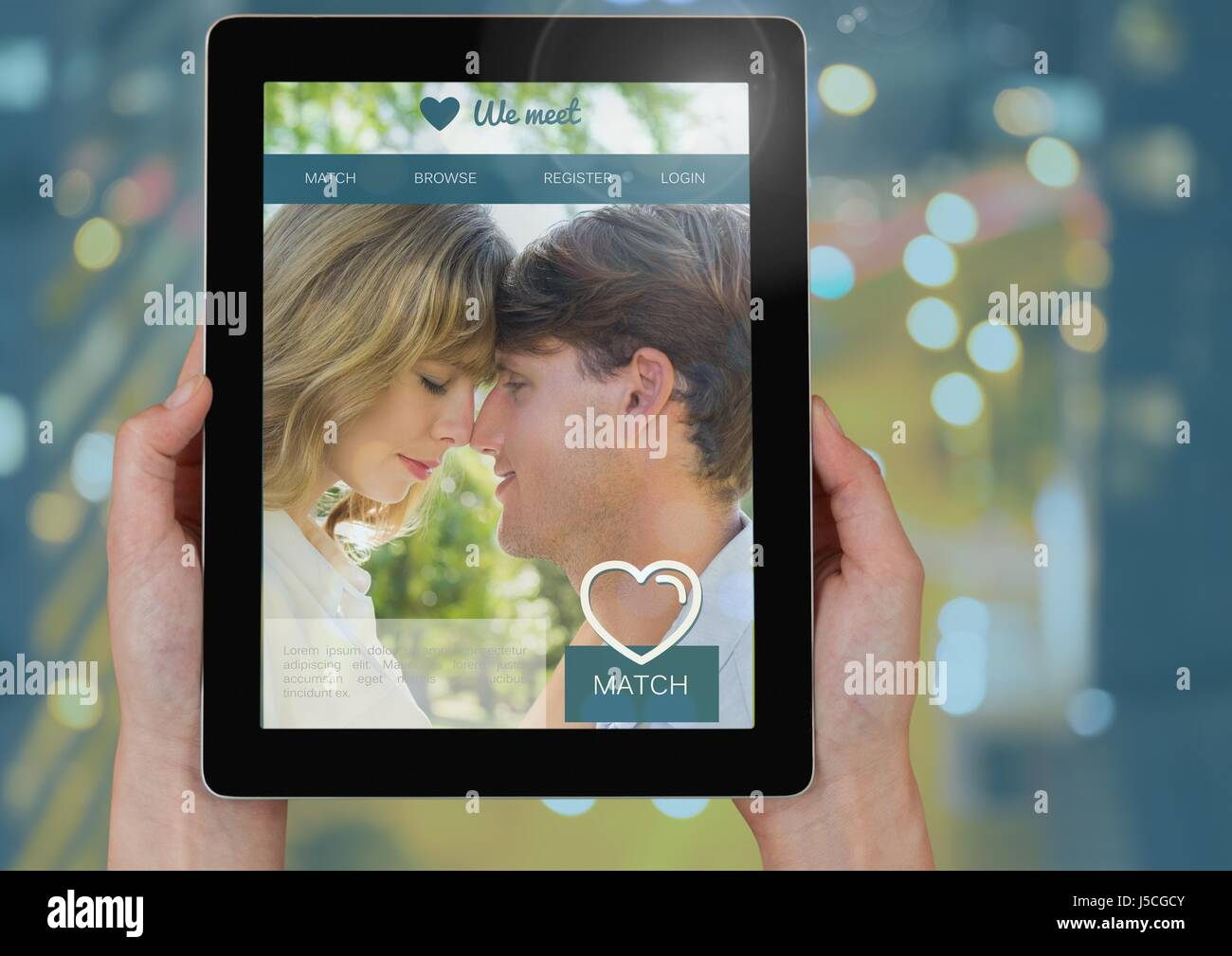 Tablet dating