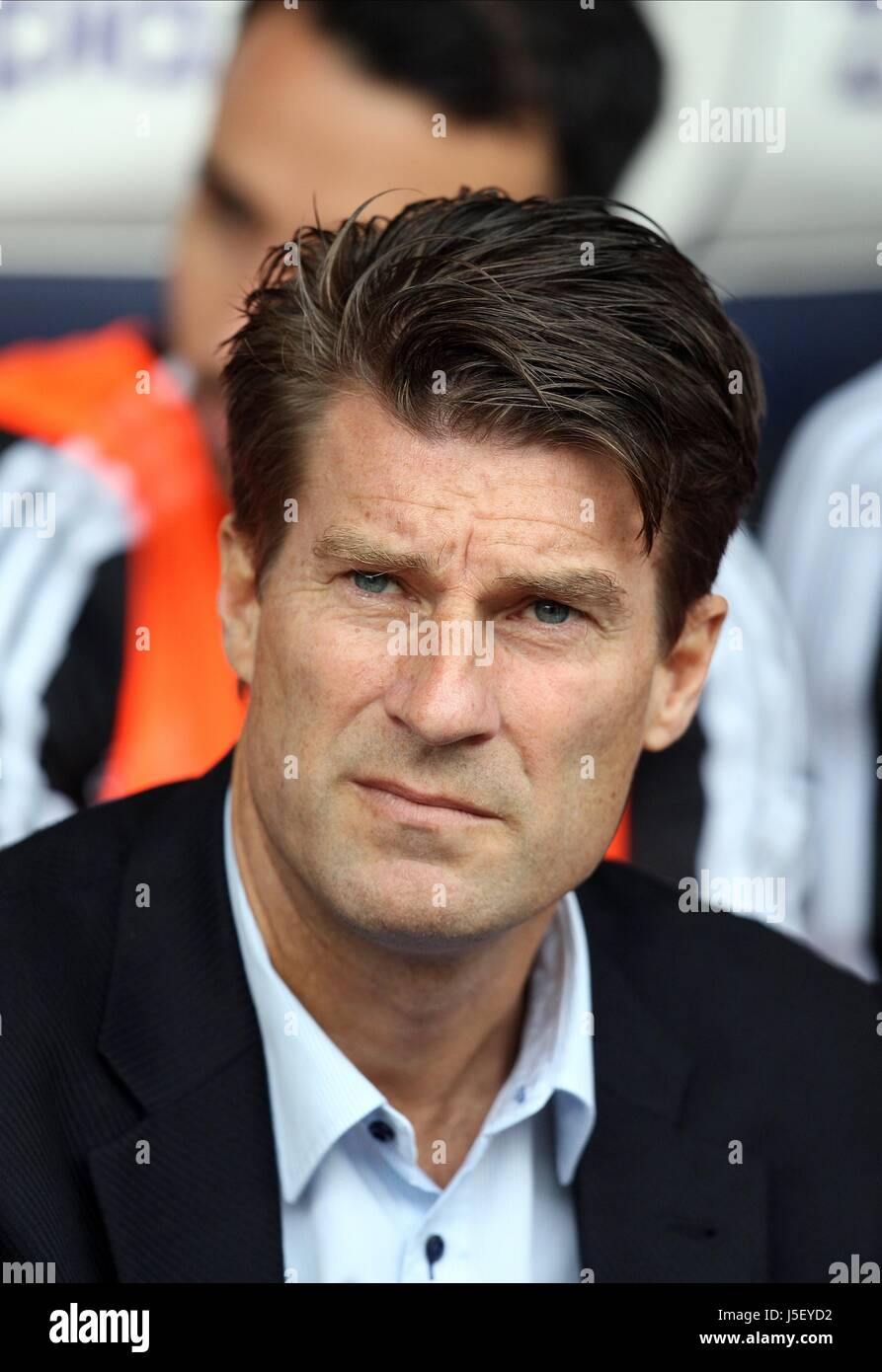 MICHAEL LAUDRUP SWANSEA CITY FC MANAGER SWANSEA CITY FC MANAGER