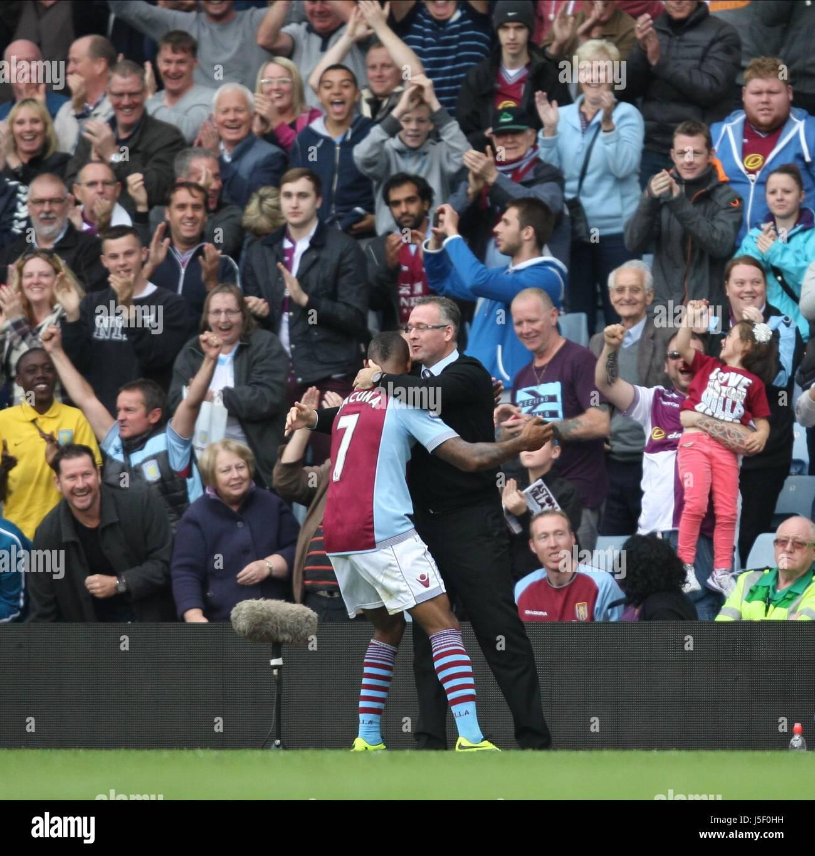 Aston Villa V Birmingham Hh