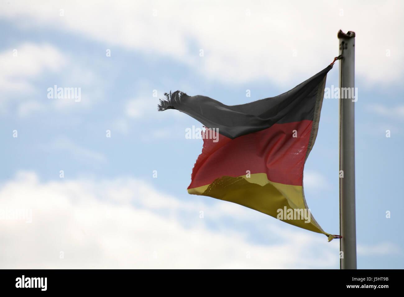 torn deutsch