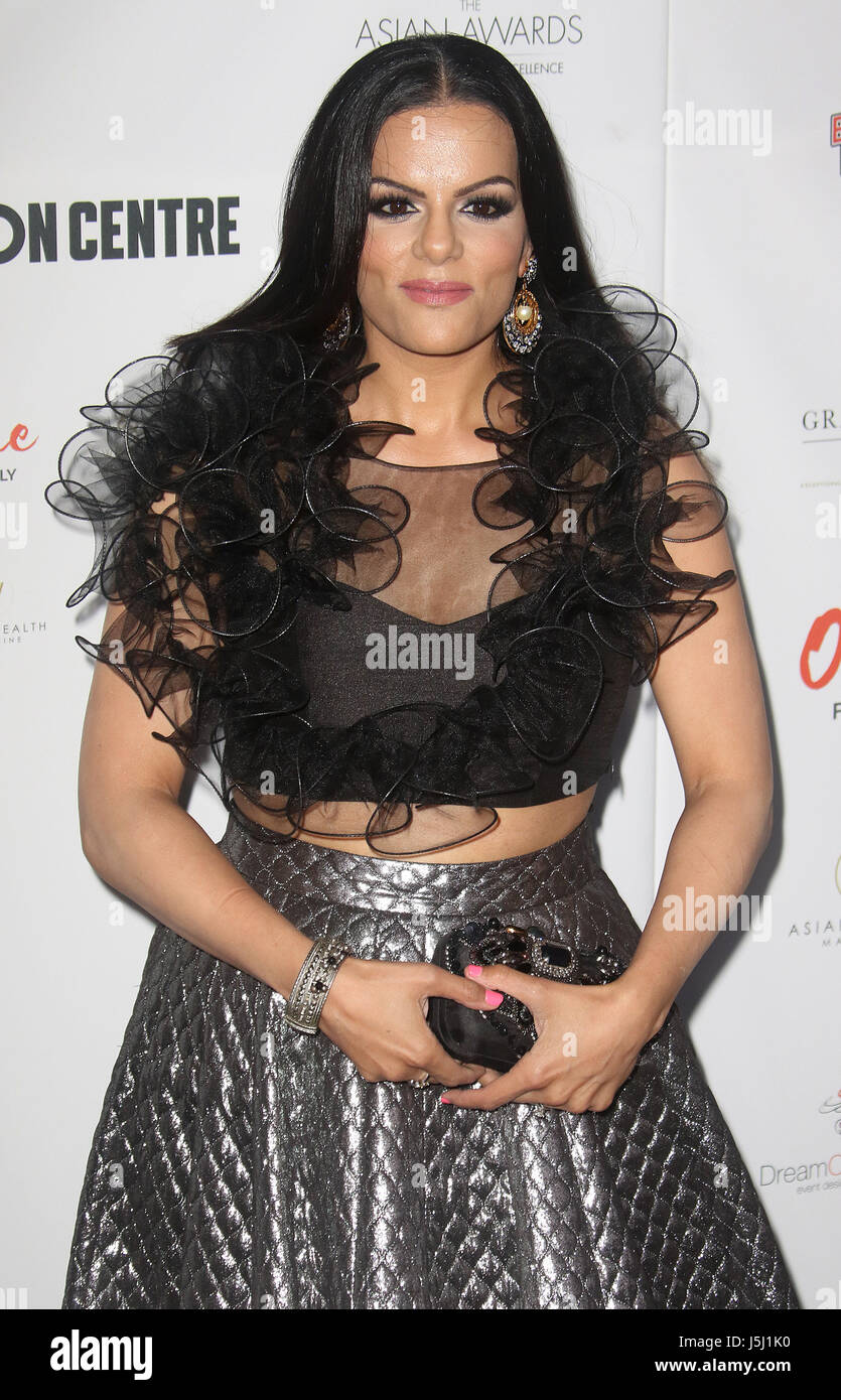 may 05, 2017 - neev spencer attending the asian awards 2017 at