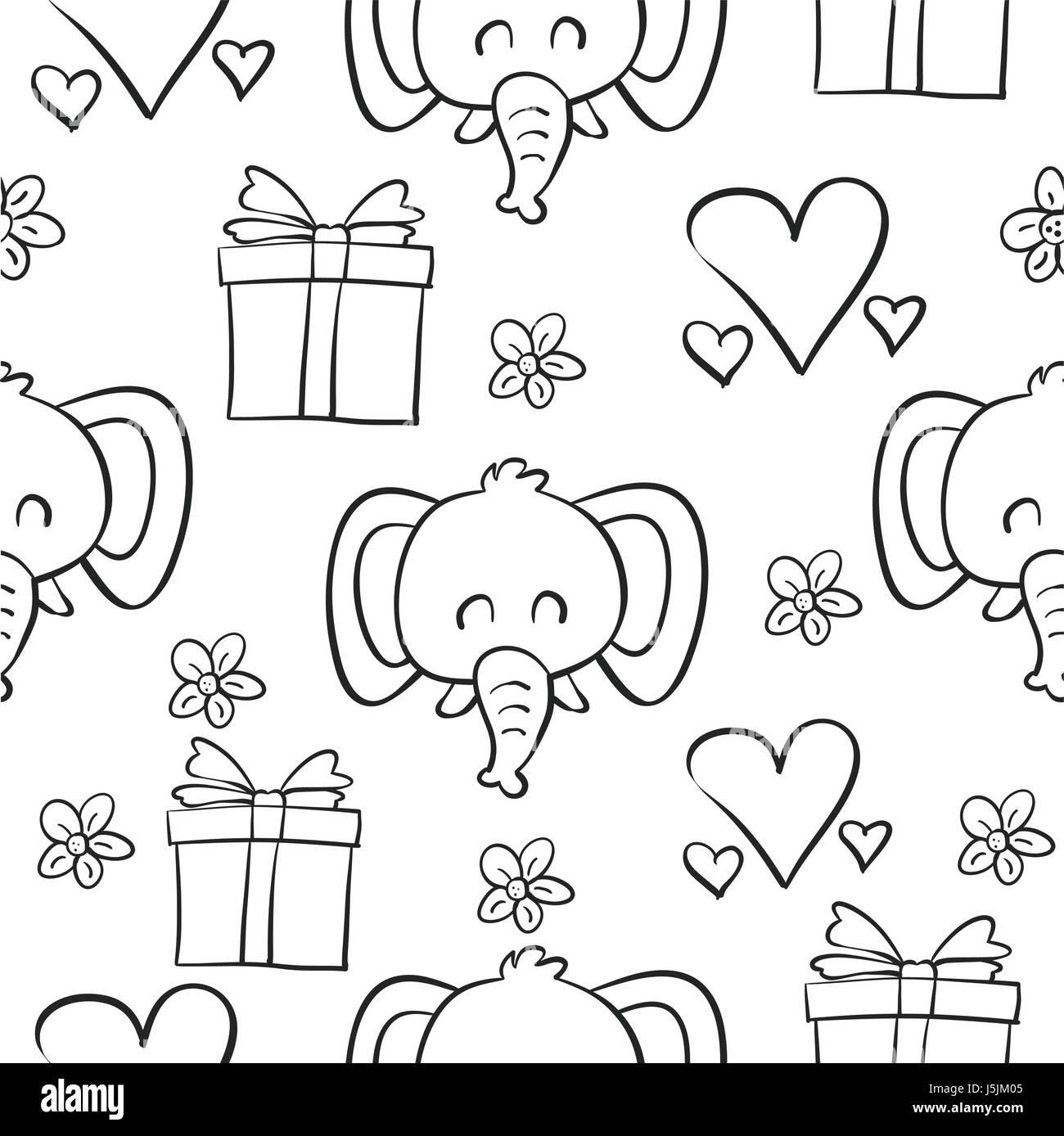 circus elephant black and white stock photos u0026 images alamy