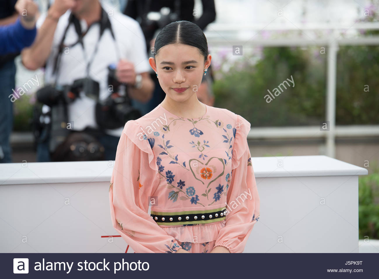 Bevorzugt Cannes,France. May 18th, 2017. FRANCE, Cannes: Japanese actress  OT63