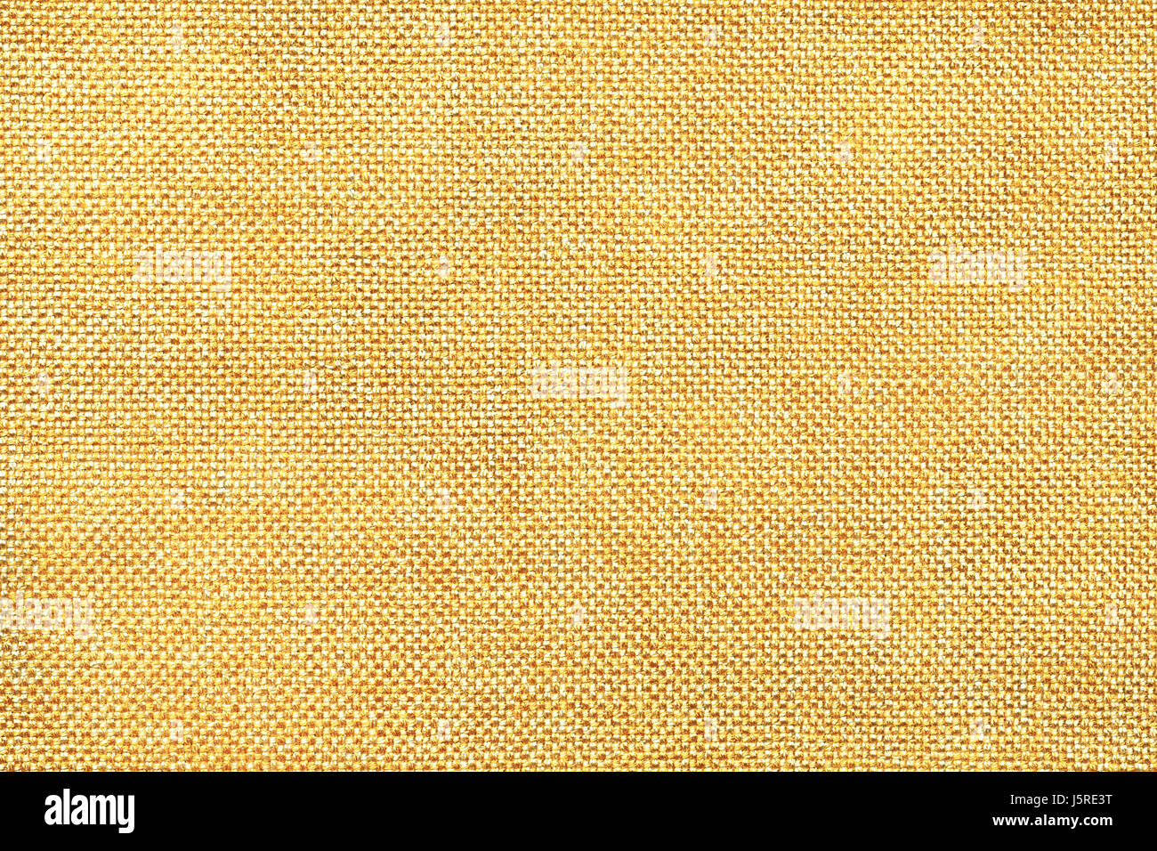 Light yellow and white background of dense woven bagging fabric ...