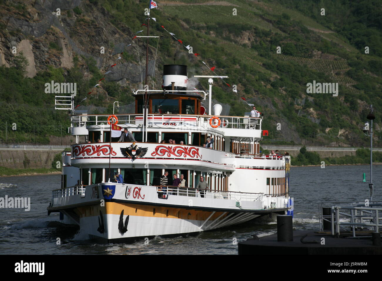 Holiday Vacation Holidays Vacations Navy Rhine Tourism Steamer - Can you take a steamer on a cruise ship