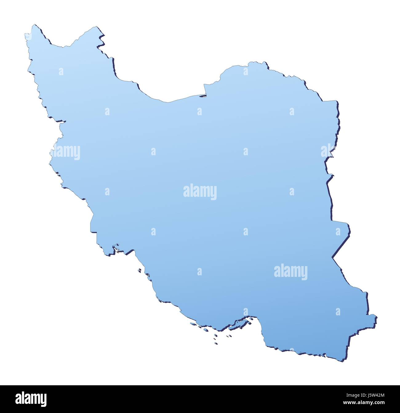 Blue isolated outline gradient iran map atlas map of the world blue isolated outline gradient iran map atlas map of the world backdrop gumiabroncs Gallery