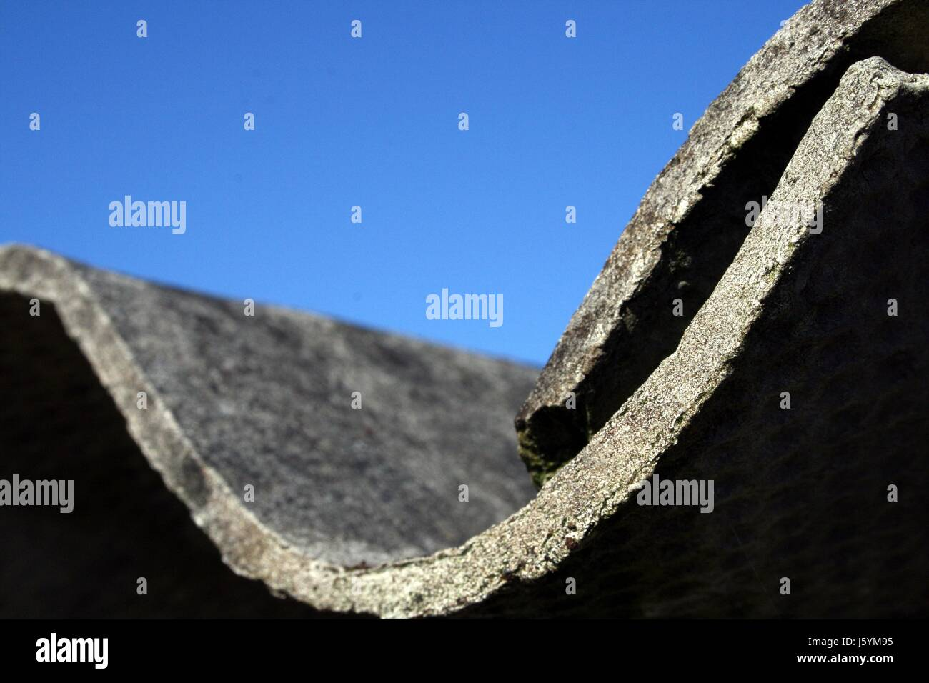 Asbestos Roofs Stock Photos Amp Asbestos Roofs Stock Images