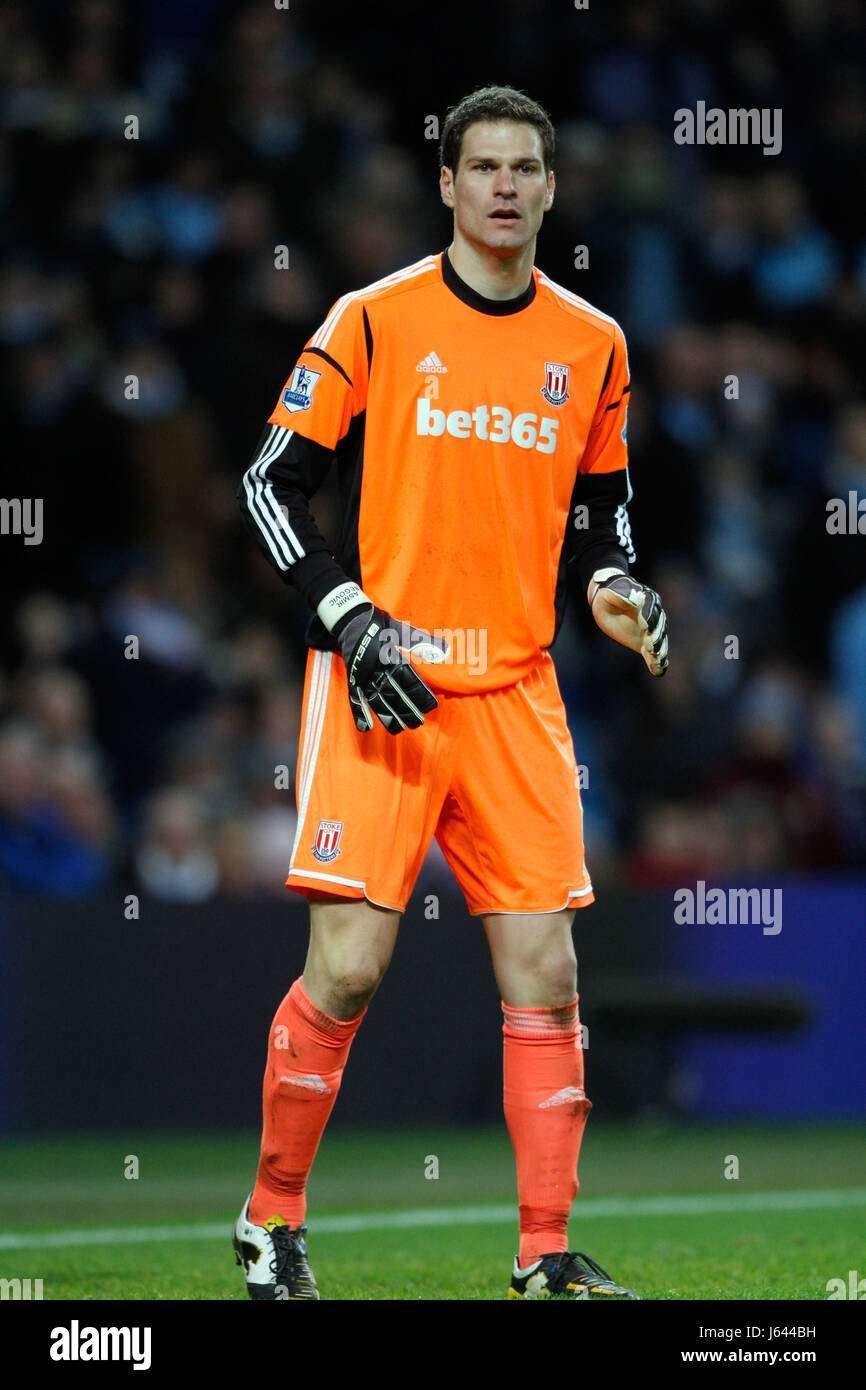 Asmir Begovic Stock s & Asmir Begovic Stock Alamy