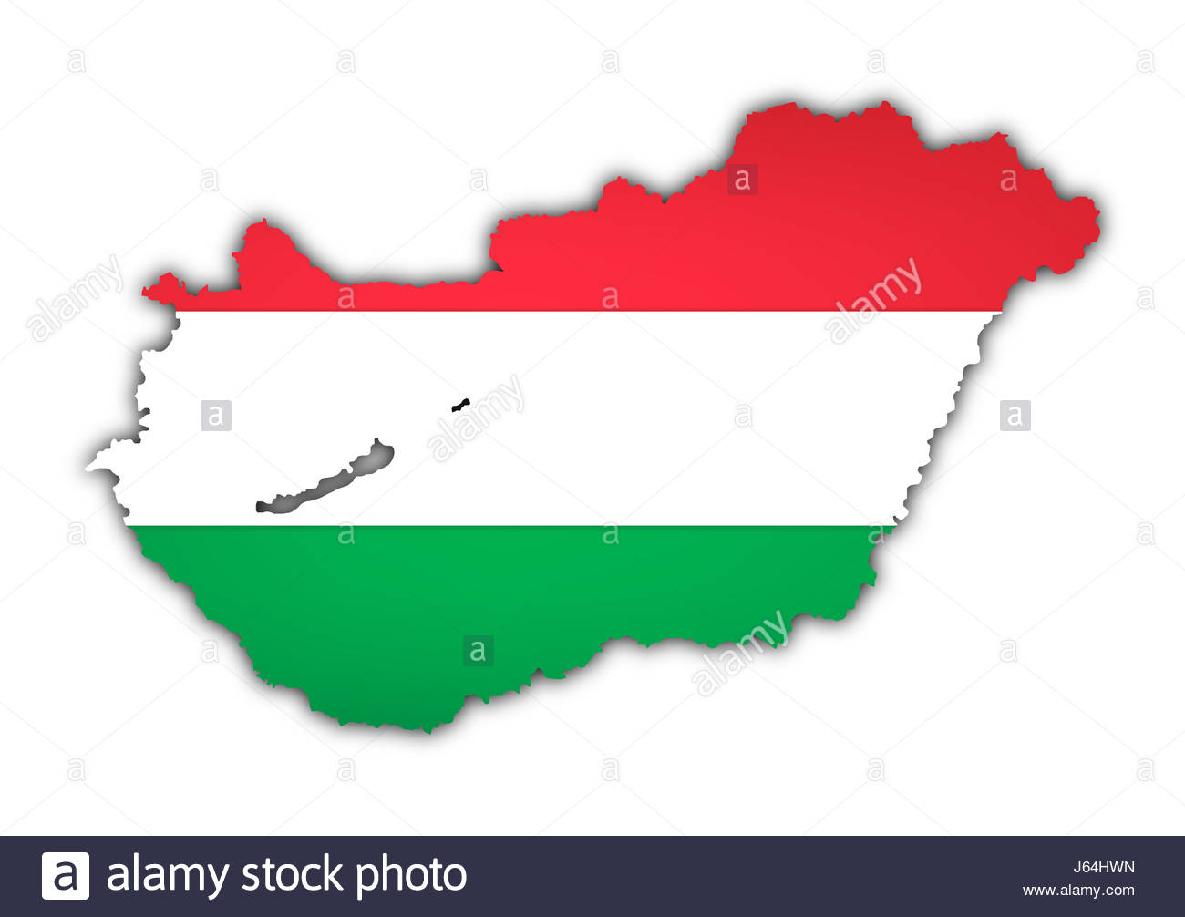 Budapest Map Hungary Stock Photos Budapest Map Hungary Stock - Hungary blank map