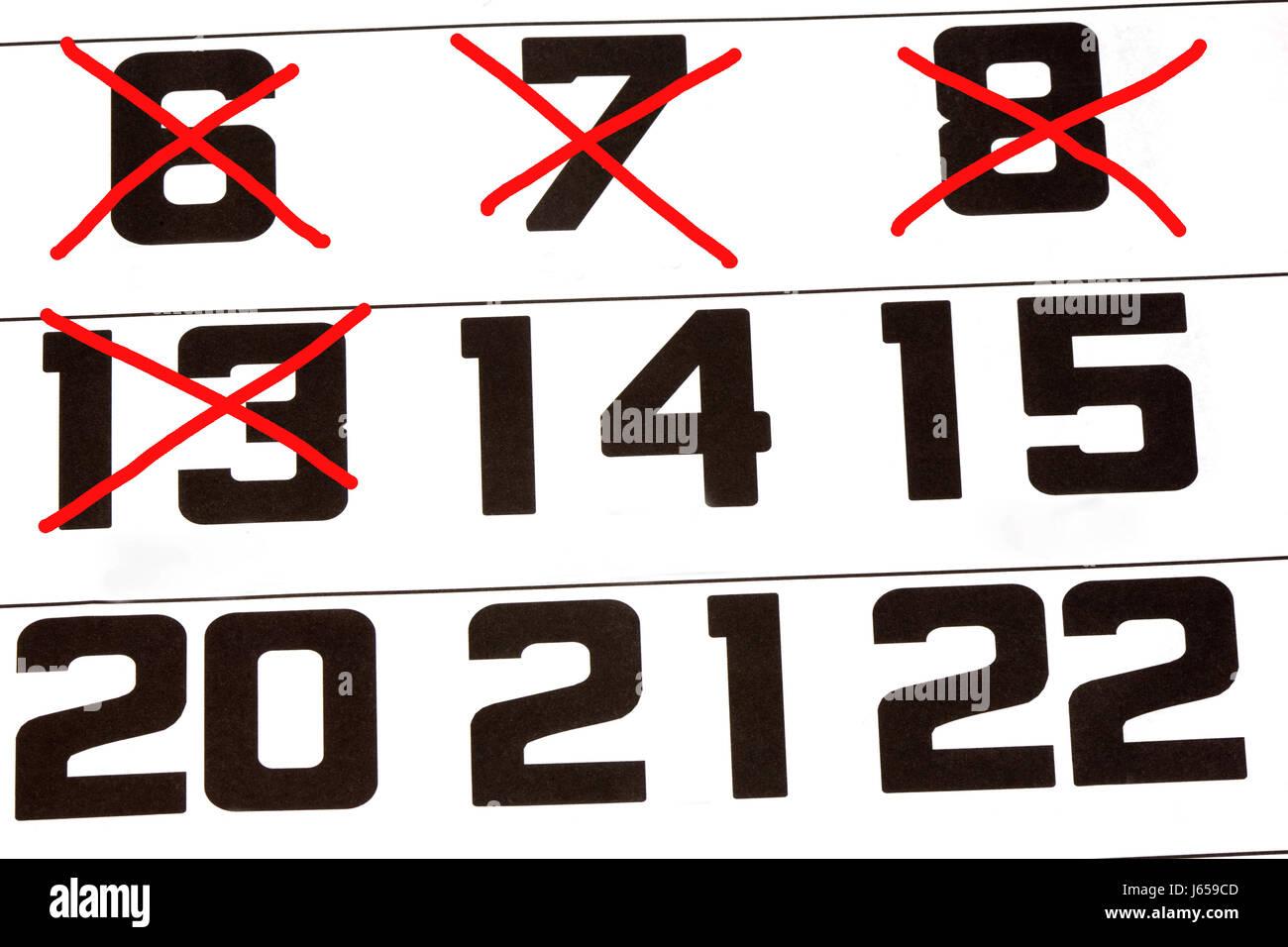 eliminate page number