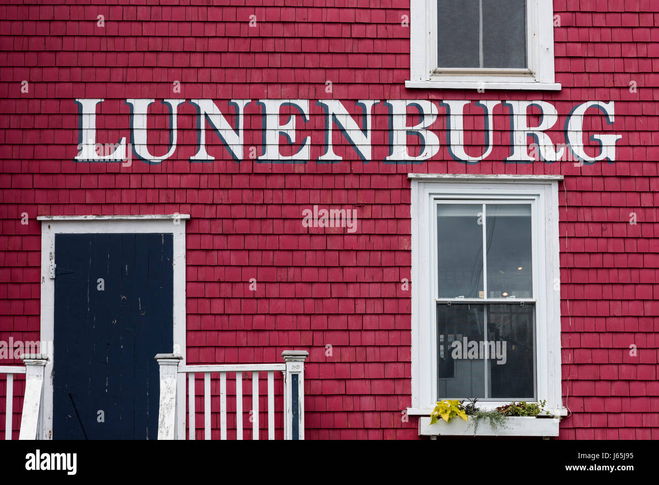 India House L Neburg lunenburg sign lunenburg stock photos lunenburg sign lunenburg stock images alamy