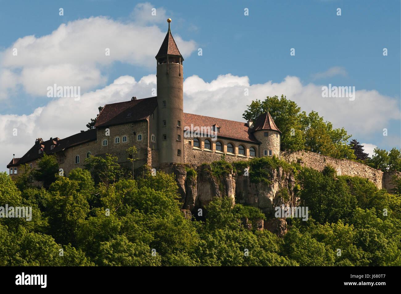 Burg Teck Stock Photos & Burg Teck Stock Images