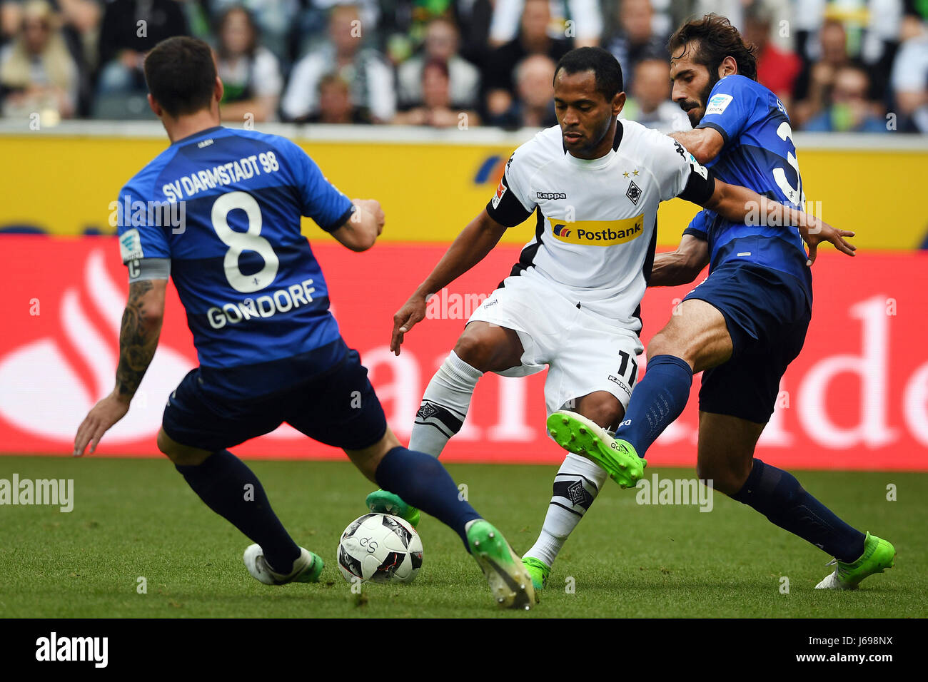Moenchengladbach germany 20th may 2017 for Action darmstadt