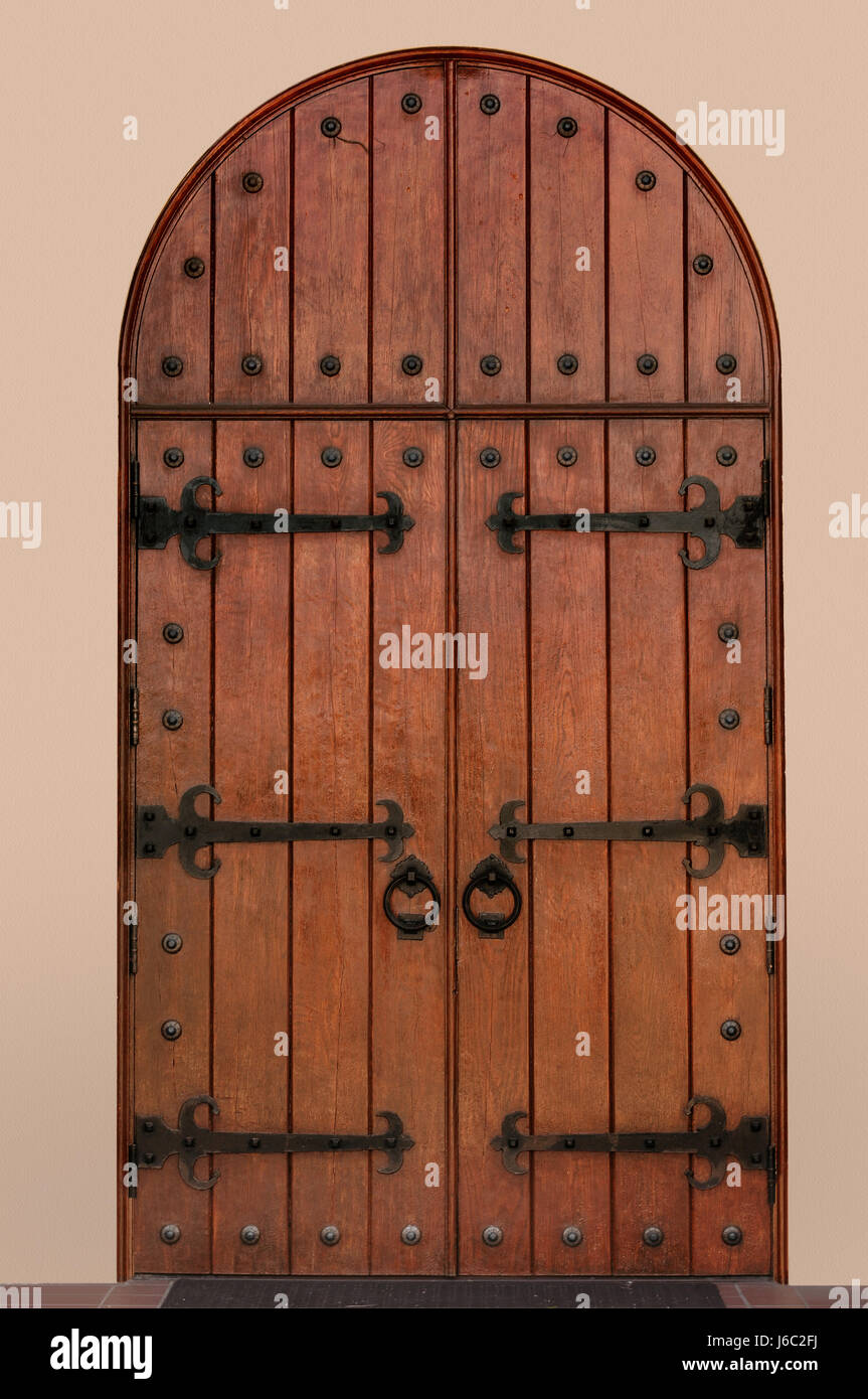 Stock Photo - church doors medieval gothic church antique doors medieval castle hinges old & church doors medieval gothic church antique doors medieval castle ... Pezcame.Com