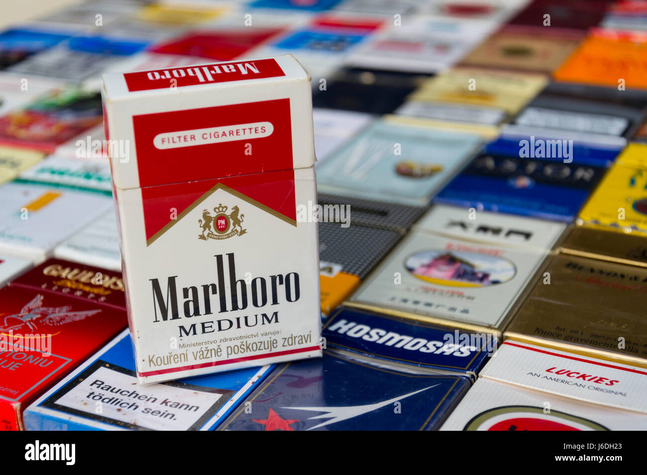 Buy import cigarettes