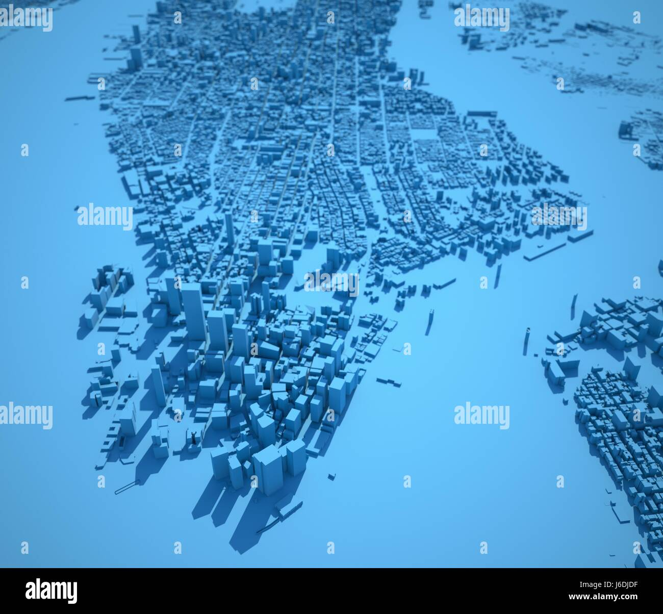 United States Map Satellite.New York Map Satellite View The United States Illustration Stock