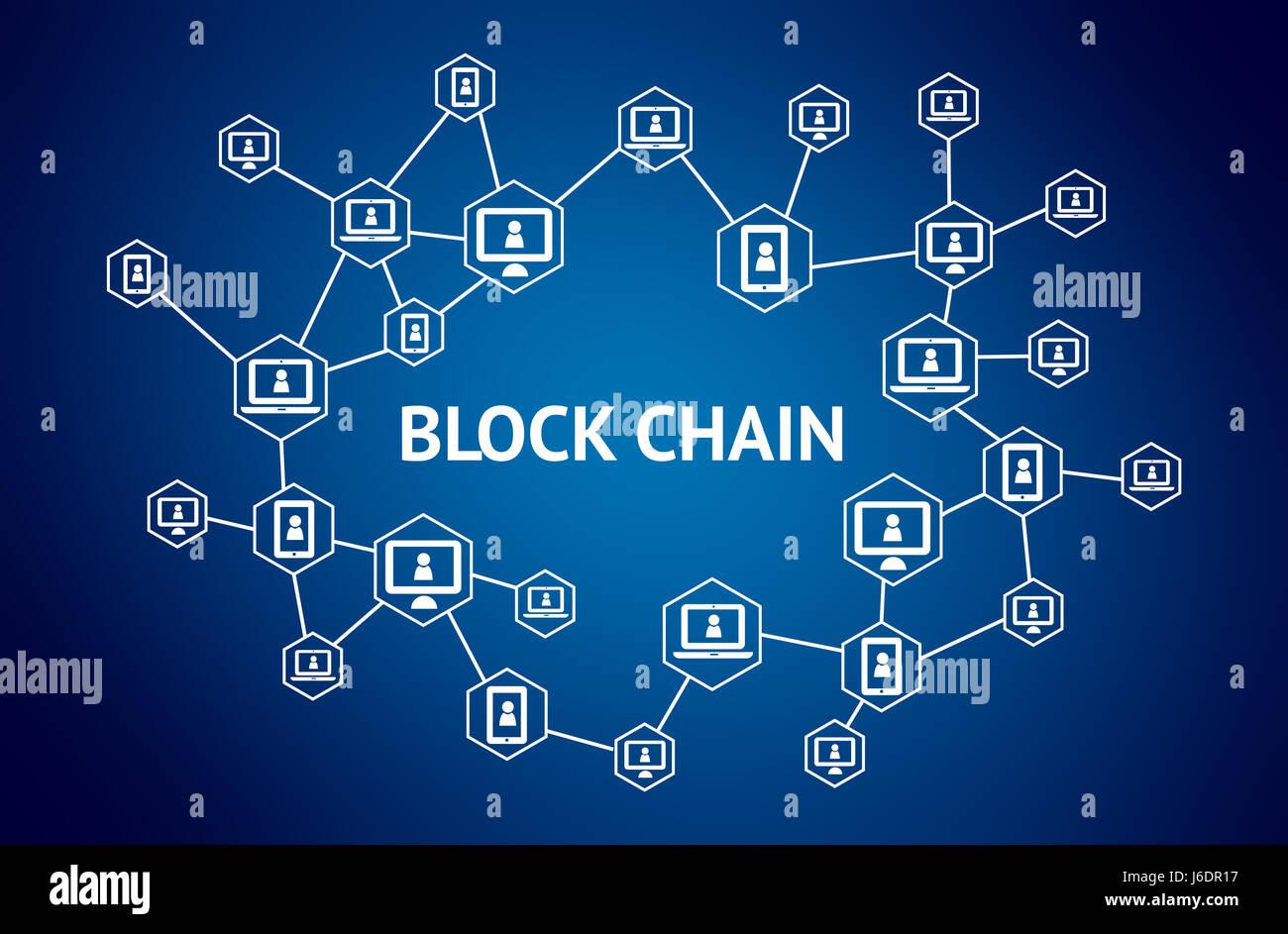 blockchain ledger how to write