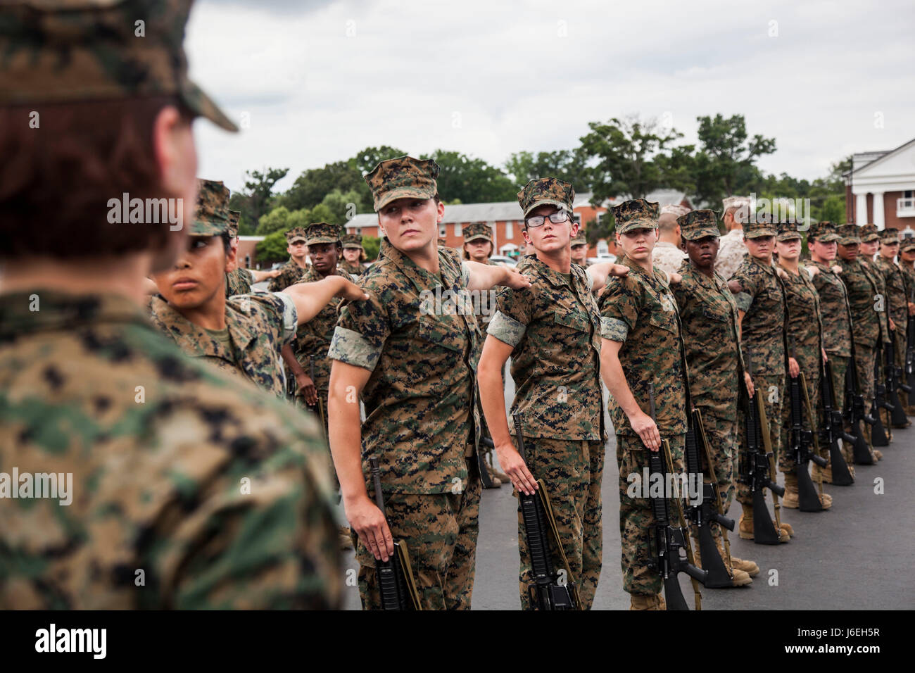 marine officers candidate school