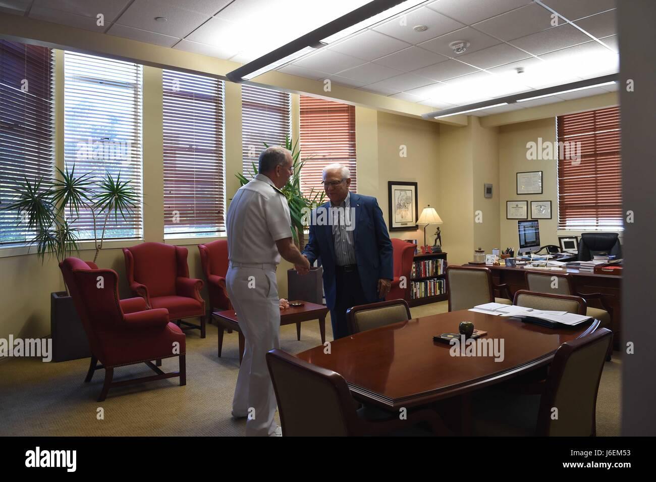 BOISE Idaho August 24 2016 Bob Kustra President Of Boise State