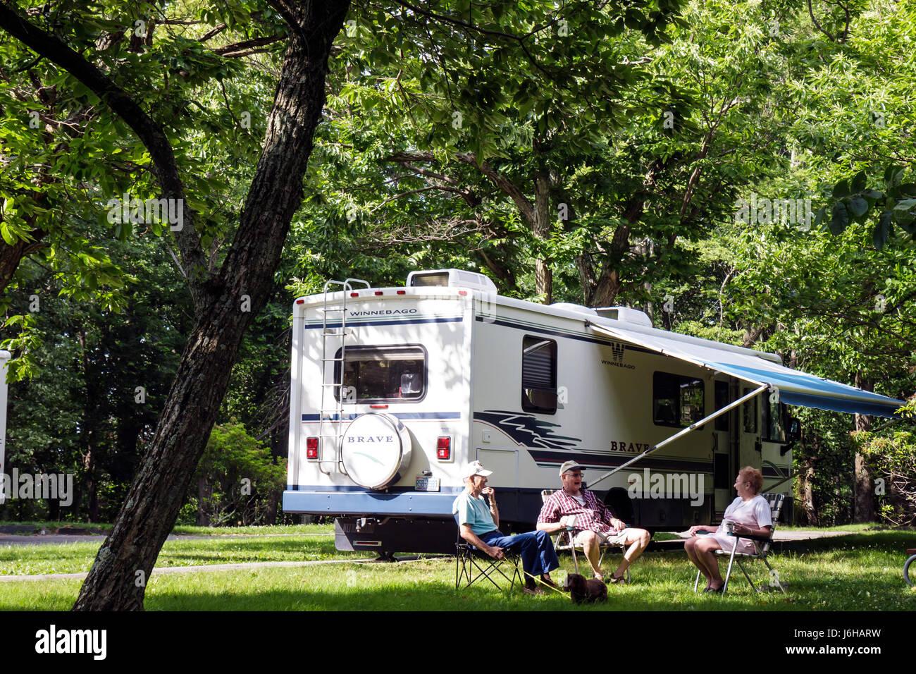 Virginia Appalachian Mountains Blue Ridge Parkway All