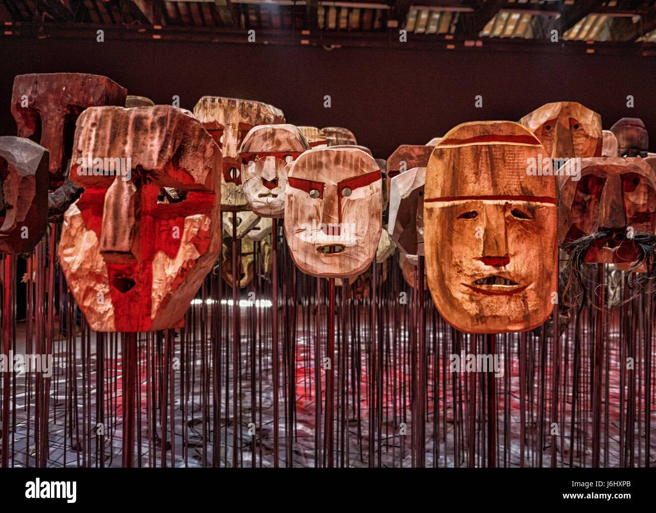 Venice castello arsenale 57th venice biennale 2017 la for Artisti biennale venezia