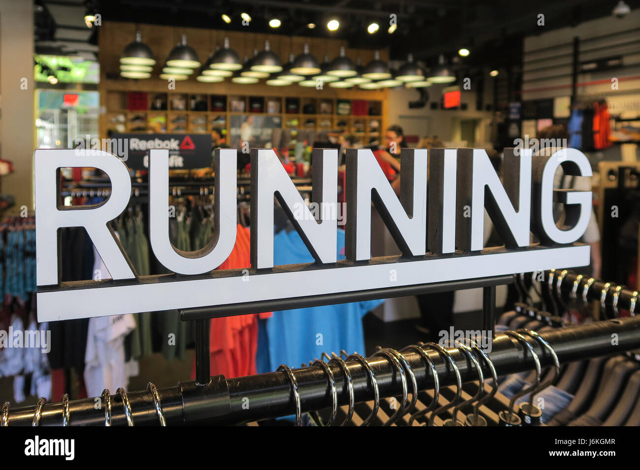 reebok retailers in louisiana